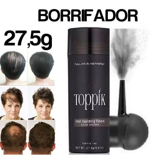 Toppik 27,5g Mais Borrifador,kit Maquiagem Capilar