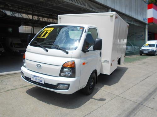 Hyundai/hr 2.5 Com Baú 16/17