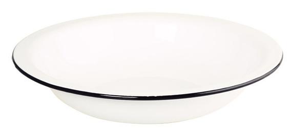 Bacia Esmaltada N°36 - 4,0l Branca Ewel - Unidade