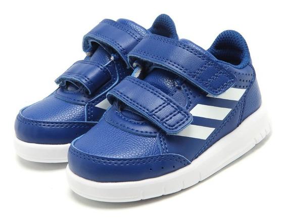 Tênis adidas Infantil Altasport Menino Azul Cp9947 Original