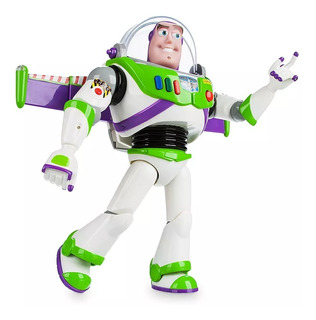 Buzz Lightyear Interactive Talking Action Figure Original