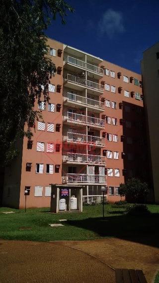 Apartamento À Venda, Parque Industrial Lagoinha, Ribeirão Preto. - Ap1912
