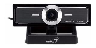Camara Webcam Hd 1080p Genius Widecam F100 Full Hd 12mpx