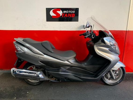 Suzuki Burgman 400 Prata 2012