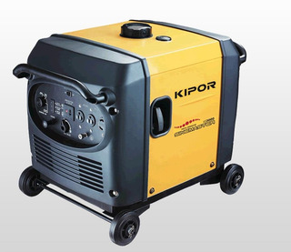 Generador Kipor Naftero Silent Inverter 3000 Wts 5.5 Hp