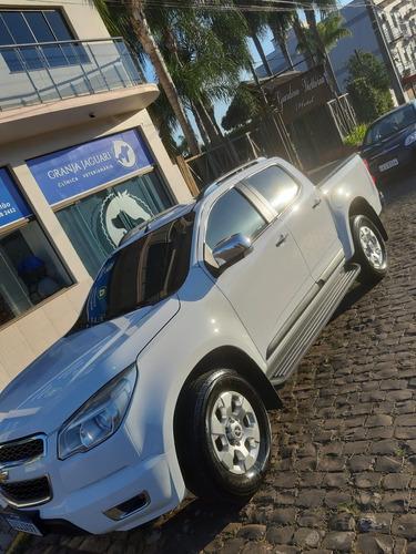 Imagem 1 de 13 de Chevrolet S10 2013 2.4 Ltz Cab. Dupla 4x2 Flex 4p