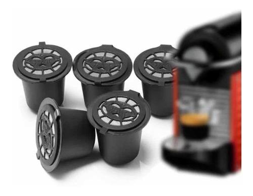 Imagen 1 de 8 de Cápsulas De Café Nespresso Reutilizables 6 Unidades