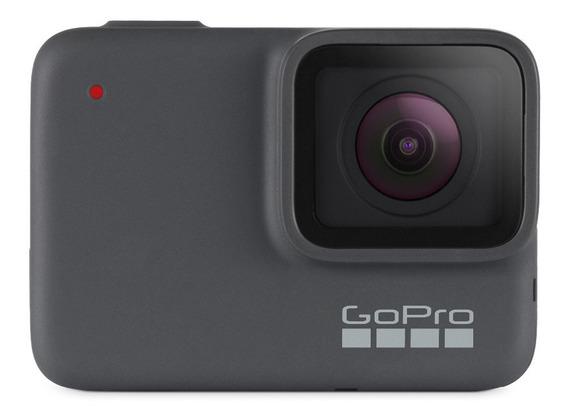 Camera Gopro Hero 7 Silver + Equipamento