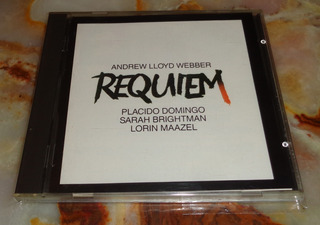 Lloyd Webber / Domingo / Brightman / Maazel - Requiem - Uk