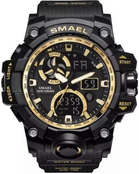 Relógio Masculino Smael 1545c