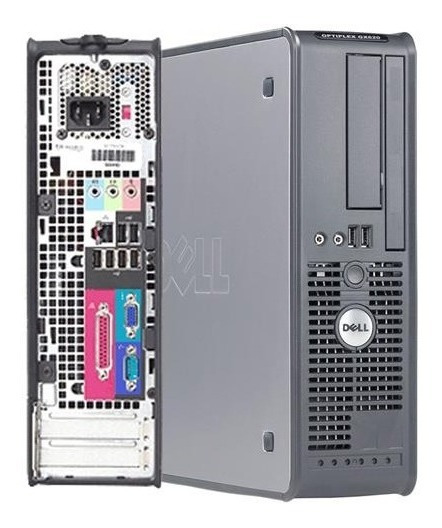 Computador Desktop Dell Optiplex Gx620 Small