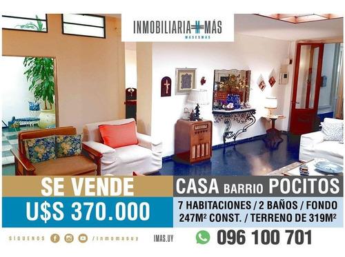 Venta Casa Pocitos Montevideo Imas.uy L *