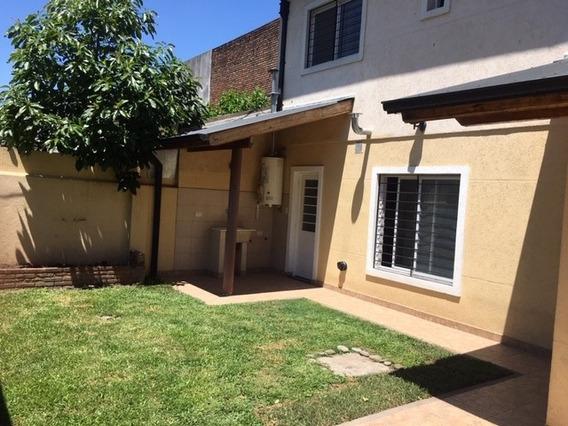 Duplex Al Fondo 3 Amb Con Cochera Y Jardin