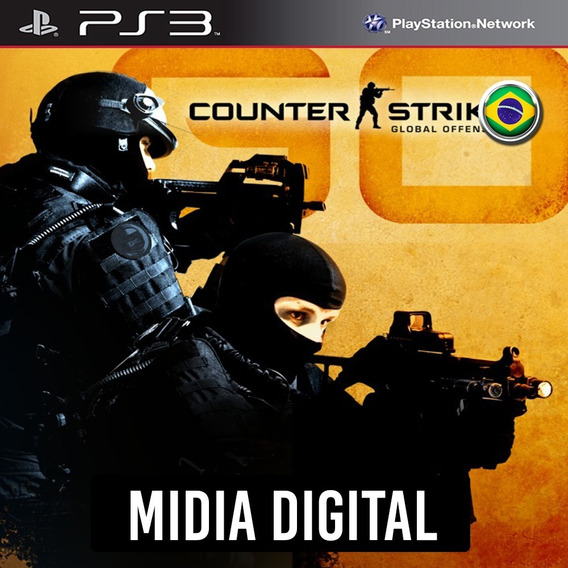 Cs Go Counter Strike Global Offensive - Ps3