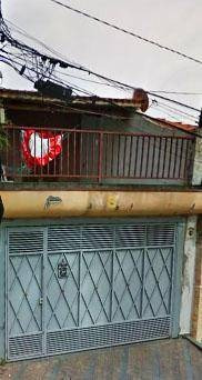 Sobrado Residencial À Venda, Vila Carmosina, São Paulo. - So0502