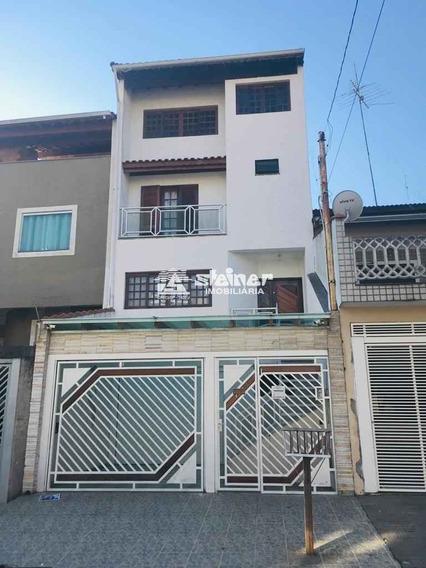 Venda Sobrado 5 Dormitórios Parque Flamengo Guarulhos R$ 800.000,00 - 34901v