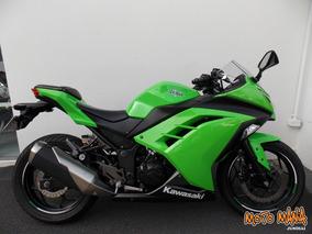 Ninja 300 2013 Verde