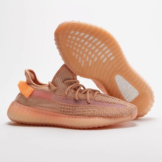 Tênis adidas Yeezy Boost 350 V2 Clay | Masculino Refletivo