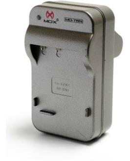 Carregador De Bateria P Sanyo Vpc-t700 Xacti Camera Digital