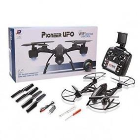 Drone Fq777 Ml2123 Pioner Ufo Com Camera Fpv Tempo Real