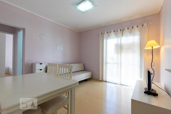 Apartamento Para Aluguel - Cambuí, 1 Quarto, 61 - 893048489