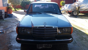 Mercedes Benz Clase C 300 D Turbo Automatico 1985