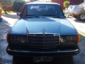 Mercedes Benz Diesel 300 Turbo Automatico 1985