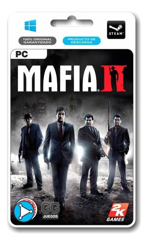 Mafia Ii Pc 100% Original Steam