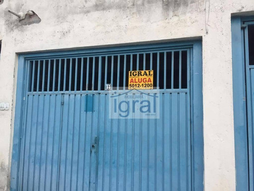 Imagem 1 de 10 de Casa Para Alugar, 35 M² Por R$ 900,00/mês - Vila Do Encontro - São Paulo/sp - Ca0109
