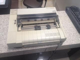 Impressora Epson Lx810 Usada