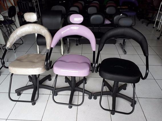 Cadeira Para Salão De Cabeleireiro