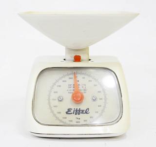 Balanza Analógica De Cocina Eiffel Hasta 2 Kg Mecanica