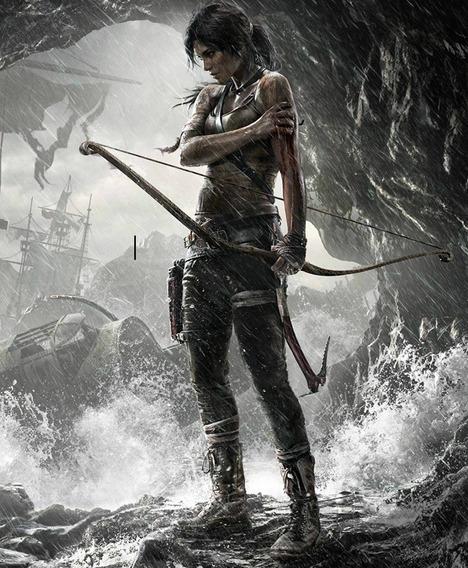 Tomb Raider 2013 Key Steam