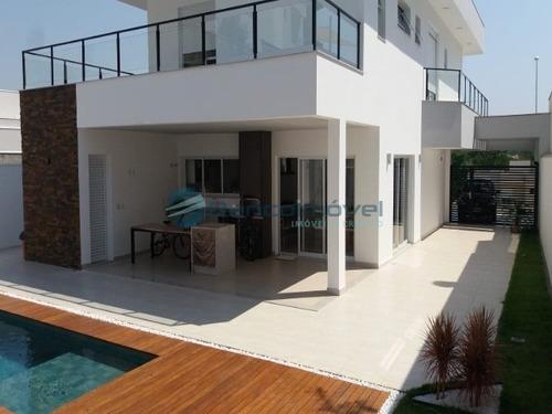 Linda Casa No Condomínio Parque Das Sapucaias - 360 M² - Ca02798 - 68773535