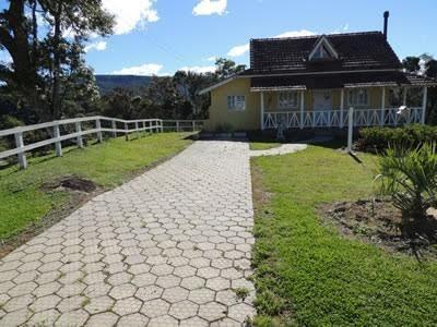 Chácara Em Rio Lageado, Rancho Queimado/sc De 280m² 4 Quartos À Venda Por R$ 550.000,00 - Ch187564