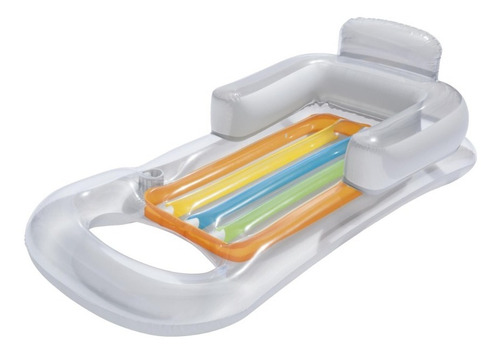 Colchoneta Sillon Cool Inflable 43028 Bestway 157 Cm X 89cm