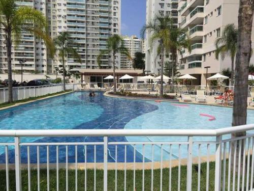 Imagem 1 de 6 de Apartamento-à Venda-jacarepaguá-rio De Janeiro - Svap30124