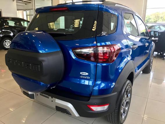 Ford Ecosport 2.0l Storm 123cv 4x4 At As3