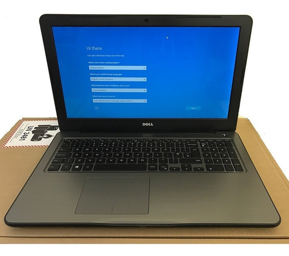 Laptop Dell I7 7500 8gb 1tb Tarjeta Video 4gb Factura Fiscal