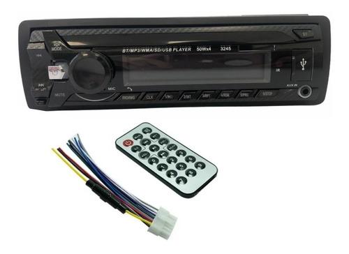 Estereo Para Auto  Mp3 Con Usb Radio Fm