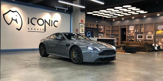 Aston Martin Vantage S V12 Manual