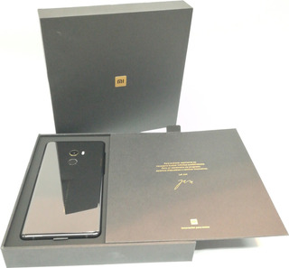 Teléfono Xiaomi Mi Mix 2 Black 6g Ram 64g Rom