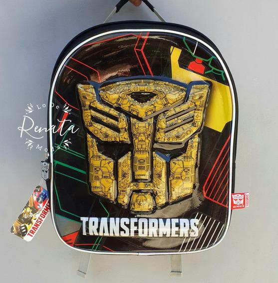 Mochila Transformers Hasbro - Lo De Renata Tienda