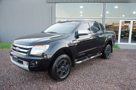Ford Ranger L/12 Limited At 3.2 D/c 4x4 (2015)
