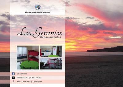Alquiler Las Grutas - Los Geranios