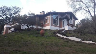 Chalet Oportunidad Dueño ! Barrio Cerrado En Las Sierras Cba