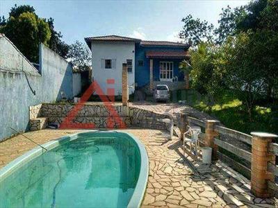 Chácara Com 5 Dorms, Jardim Arquidiocesano, Salto - R$ 420.000,00, 300m² - Codigo: 42011 - V42011