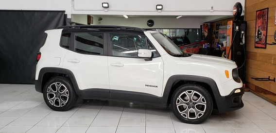 Jeep - Renegade Longitude 1.8. Aut. 2016