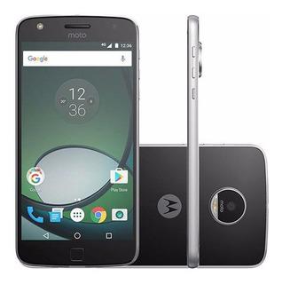 Smartphone Motorola Xt1635 Moto Z Play 32gb   Vitrine