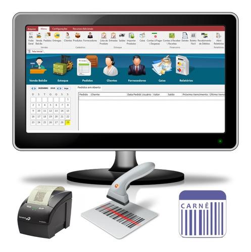 Imagem 1 de 8 de App Loja Pro | Sistema Para Controle De Estoque Vendas Caixa